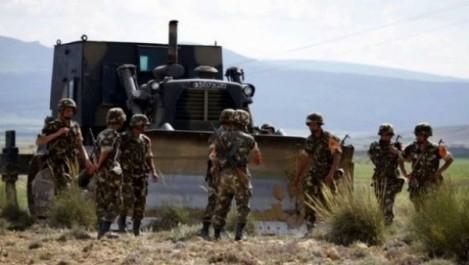 Lutte antiterroriste: 3 casemates et 23 bombes détruites à Boumerdès et Batna (MDN)