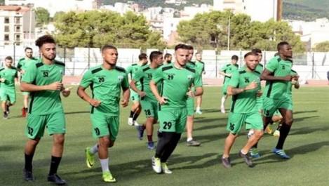 Coupe de la CAF: le MO Béjaïa jouera «sans pression» face au FUS Rabat
