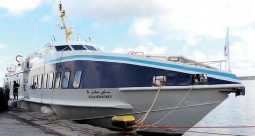 Les lignes maritimes de transports de voyageurs suspendues dès mercredi prochain