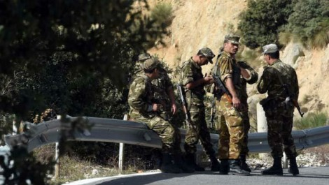 Batna: 5 terroristes abattus.