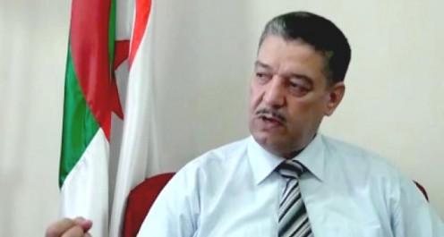 """Abdelmalek Boudiaf, hier, lors de la réunion des membres du conseil national de déontologie médicale: """"La crise ne permet pas de satisfaire certaines revendications"""""""