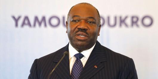 """Ali Bongo, président du Gabon: """"Pas de raison que la CAN-2017 ne se tienne pas chez nous"""""""