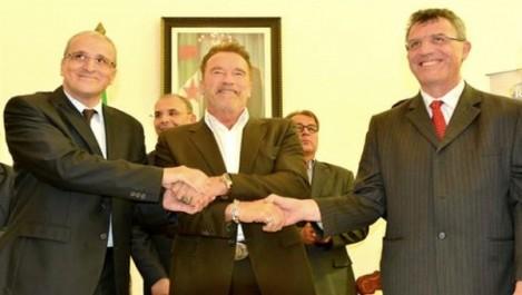 Oran: mémorandum d'entente et de collaboration entre l'ONG R20 et des industriels