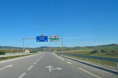 L'autoroute Tunis-Alger peut-être pour 2021