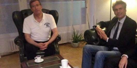 Législatives 2017: Benouari et Nekkaz se concertent