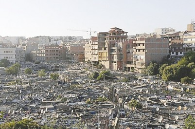Les bidonvilles de Fetoul el Mekki et de l'Oued el Kerma de Gué de Constantine: À quand le relogement ?