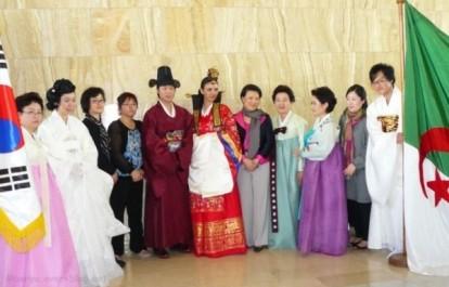 La culture coréenne à l'honneur en Algérie du 4 au 8 octobre