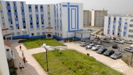 Remise de 720 logements AADL au site «Djenane Sfari» à Birkhadem (Alger)