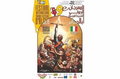 9e festival international de la bande dessinée d'Alger: La BD à l'ère de l'austérité