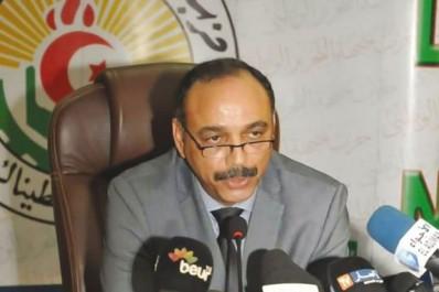 """Le porte-parole du FLN, Hocine Khaldoun, au sujet de l'absence du SG du parti: """"Amar Saâdani ne s'est pas retiré de la bataille"""""""