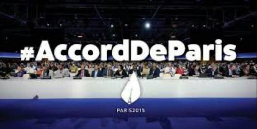 Climat : 31 pays adhérent à l'accord de Paris