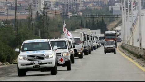 L'ONU «prête» à reprendre ses convois humanitaires en Syrie