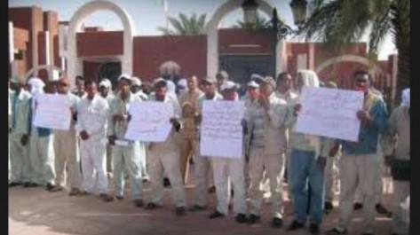 Adrar: marche pacifique pour réclamer une réduction de la tarification de l'électricité