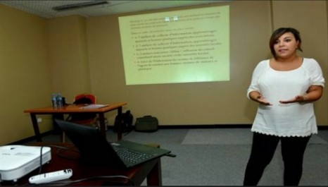Le projet Aswat Dz pour la protection des droits des femmes en Algérie lancé à Oran