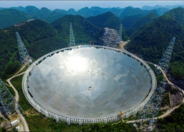 Le plus grand télescope du monde est entré en service (et espère trouver des extraterrestres)