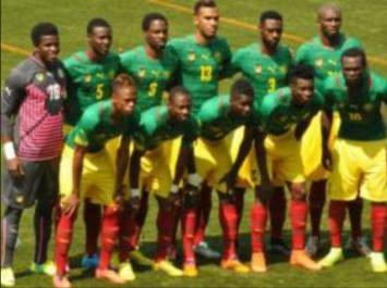 Coupe du Monde 2018 qualifications – Algérie-Cameroun: les Lions Indomptables avec Njie mais sans Mbia et Teikeu