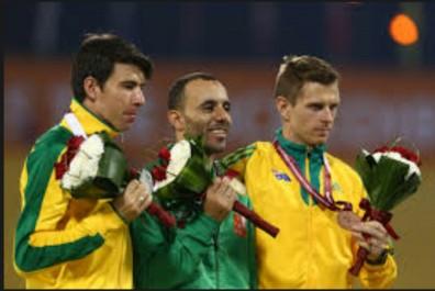 Paralympiques 2016: Biskra honore Samir Nouioua, médaillé d'or