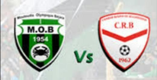 Ligue 1 Mobilis (4e j-match en retard) : MO Béjaia-CRB fixé au samedi 8 octobre