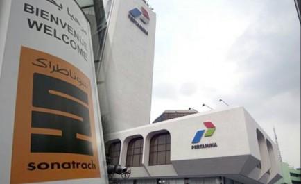 Sonatrach signe un protocole d'accord avec Pertamina