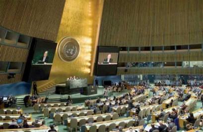 L'Algérie à l'AG de l'ONU à New York : œuvrer pour la paix
