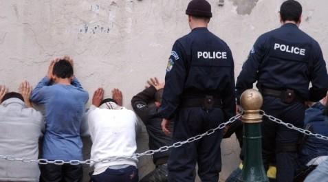 Lutte contre la criminalité urbaine: grande offensive des policiers à Alger