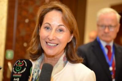 Mme Royal salue la contribution de l'Algérie dans la réflexion concernant la transition énergétique