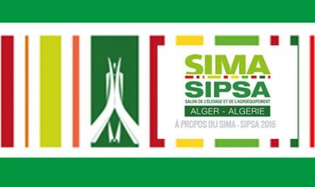 Première édition du salon SIMA-SIPSA: Une quarantaine d'entreprises françaises exposent leur savoir-faire