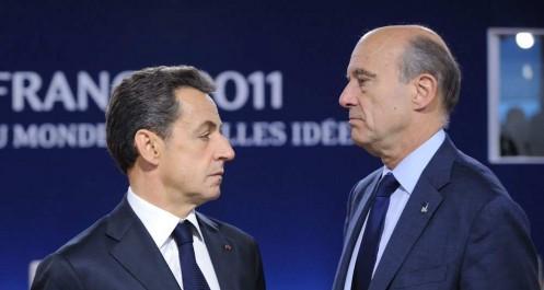 France: Face à Sarkozy, Juppé met en garde contre «la guerre civile».