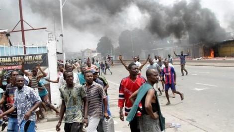Violences en République Démocratique du Congo: Appel commun au calme de la communauté internationale