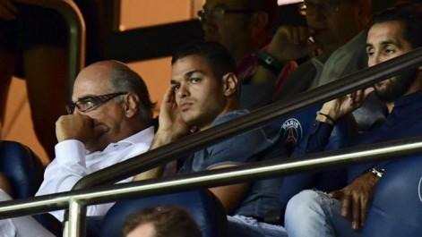Dans l'impasse au PSG, Hatem Ben Arfa ronge son frein