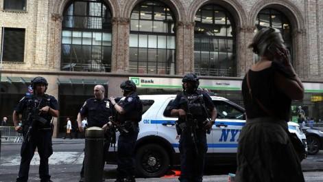 Attentats de New York : le suspect inculpé d'utilisation d'armes de destruction massive