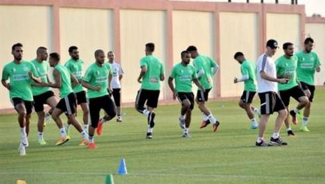 Mondial 2018 (Qualification-1e j)/Algérie-Cameroun: les 23 Verts dévoilés jeudi par Rajevac