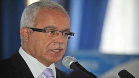 M. Grine procède à Djelfa à l'ouverture de la semaine nationale de sensibilisationcontre les accidents de la route.