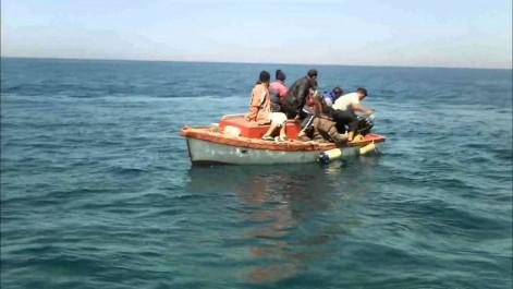 Annaba:  13 harragas arrêtés