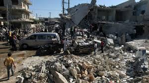Après d'intenses bombardements, l'armée syrienne progresse dans Alep
