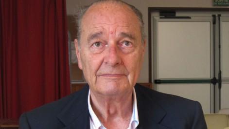 Le gendre de Jacques Chirac demande de respecter la «tranquillité» de l'ex-Président «toujours hospitalisé»