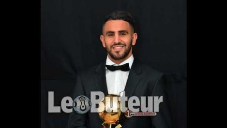 Mahrez pressenti pour faire partie de la liste des nominés pour le Ballon d'Or France Football