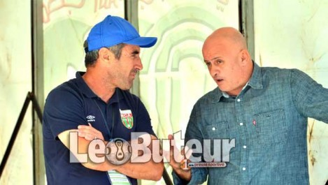 MCA : Ghrib : «Il n'y a pas de crise au Mouloudia et Menad  a toute ma confiance»