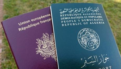 Ouyahia accuse les binationaux de vouloir déstabiliser l'Algérie.