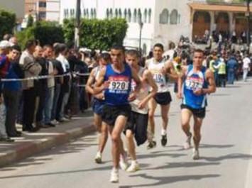 Lancement du semi-marathon «Bahia-Azur 1» à Oran