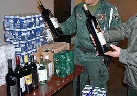 Annaba: Saisie d'une cargaison de boissons alcoolisées