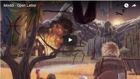 Vidéo:Le chanteur norvégien Moddi reprend un titre de  Matoub Lounes en Anglais