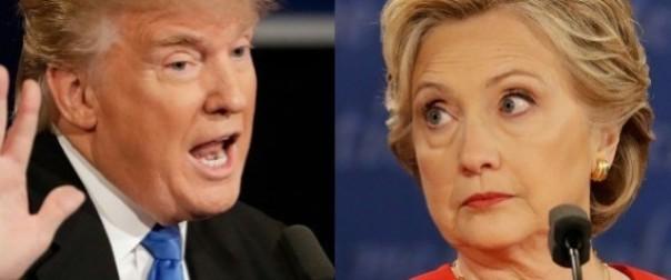 Hillary Clinton ou Donald Trump, qui a gagné le débat présidentiel américain? La réponse des sondages