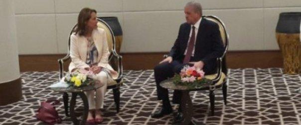 IEF15: L'Algérie ratifiera «très prochainement» l'Accord de Paris, selon Abdelmalek Sellal