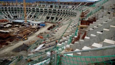 Lancement d'une pétition pour la baptisation du nouveau stade de Tizi-Ouzou du nom de Lounes Matoub