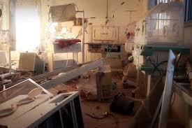 Deux grands hôpitaux d'Alep ont été bombardés