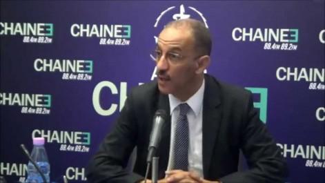 Le DG de la SNTF à propos de la Collision des deux trains à Boudouaou : «On aurait pu l'éviter»