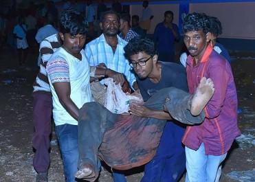 Inde : au moins 19 morts dans l'incendie d'un hôpital