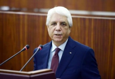 Louh présente le projet de loi relatif à l'état civil devant la commission ad hoc de l'APN