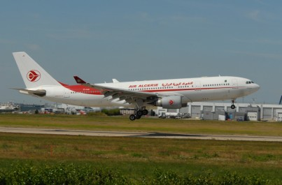 Air Algérie suspend son vol Alger-Abidjan
